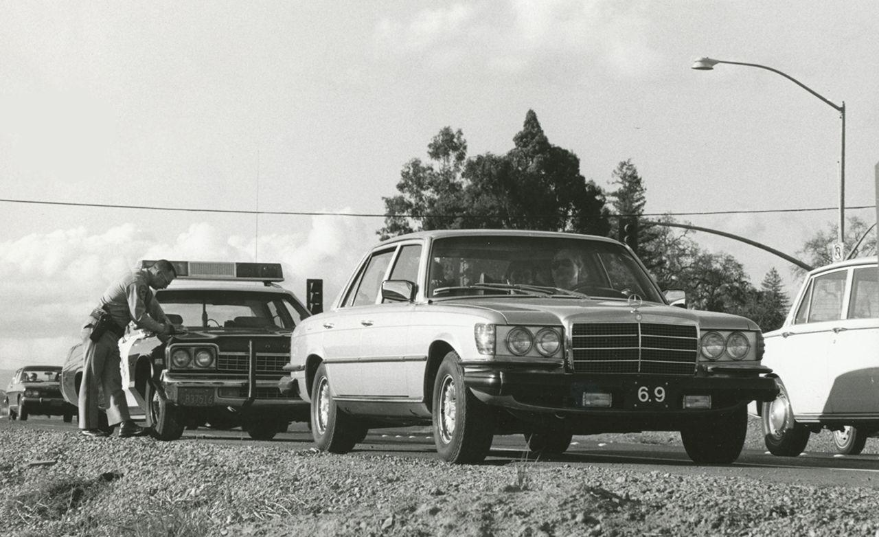 Mercedes-Benz 450SEL 6.9