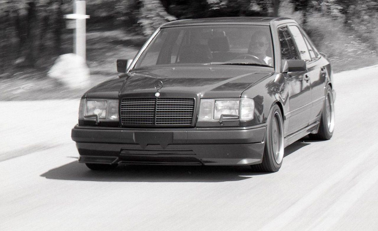 Mercedes-benz amg hammer