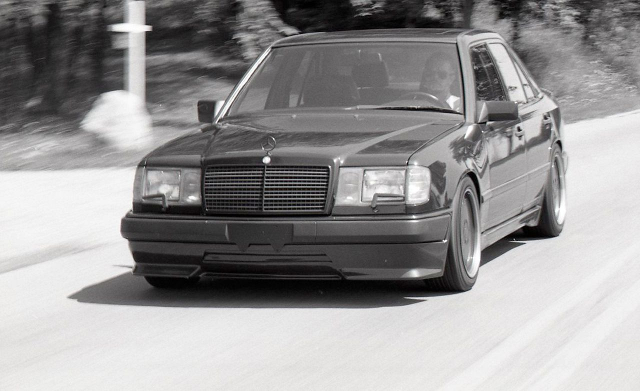 Mercedes Benz Amg Hammer Archived Test Review Car And