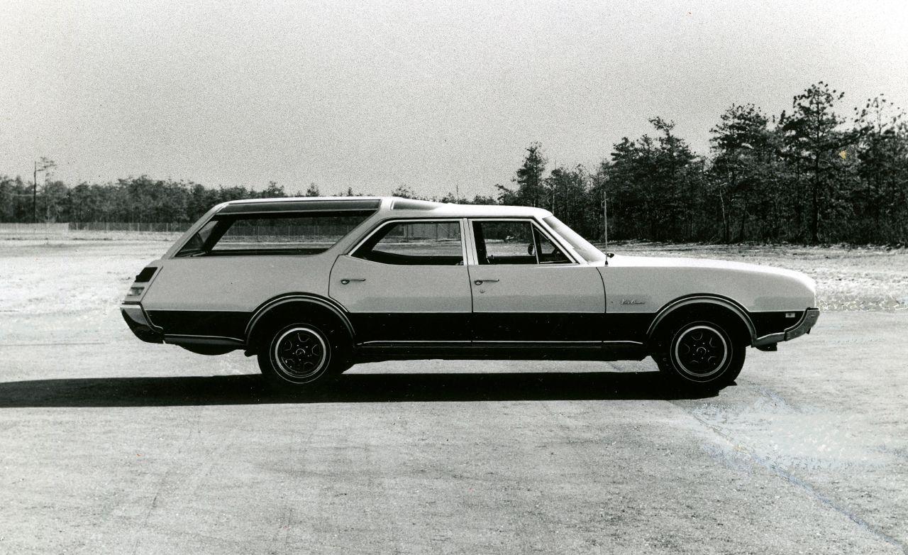 Oldsmobile Vista-Cruiser 455