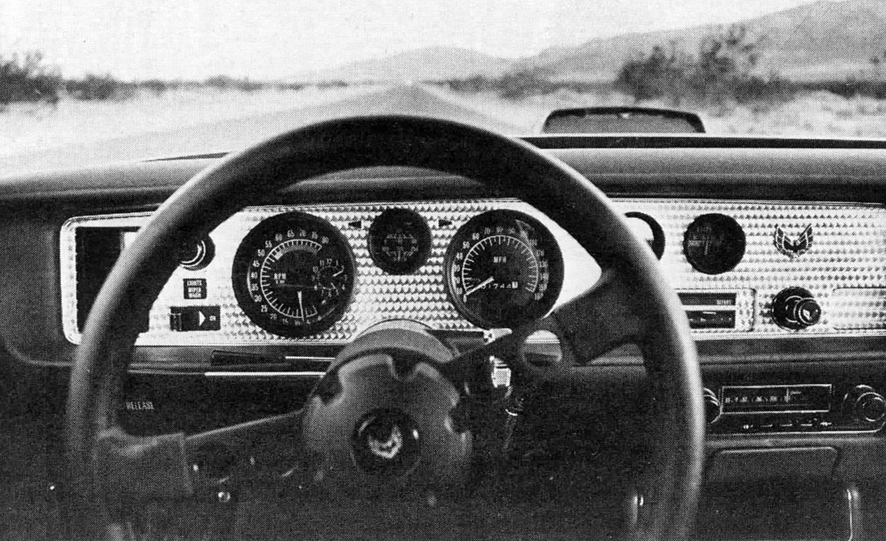 72 Trans Am Tach Wiring Diagram Electrical Circuit Pontiac Firebird Sd455 Archived Test Review Car And Driverrhcaranddriver