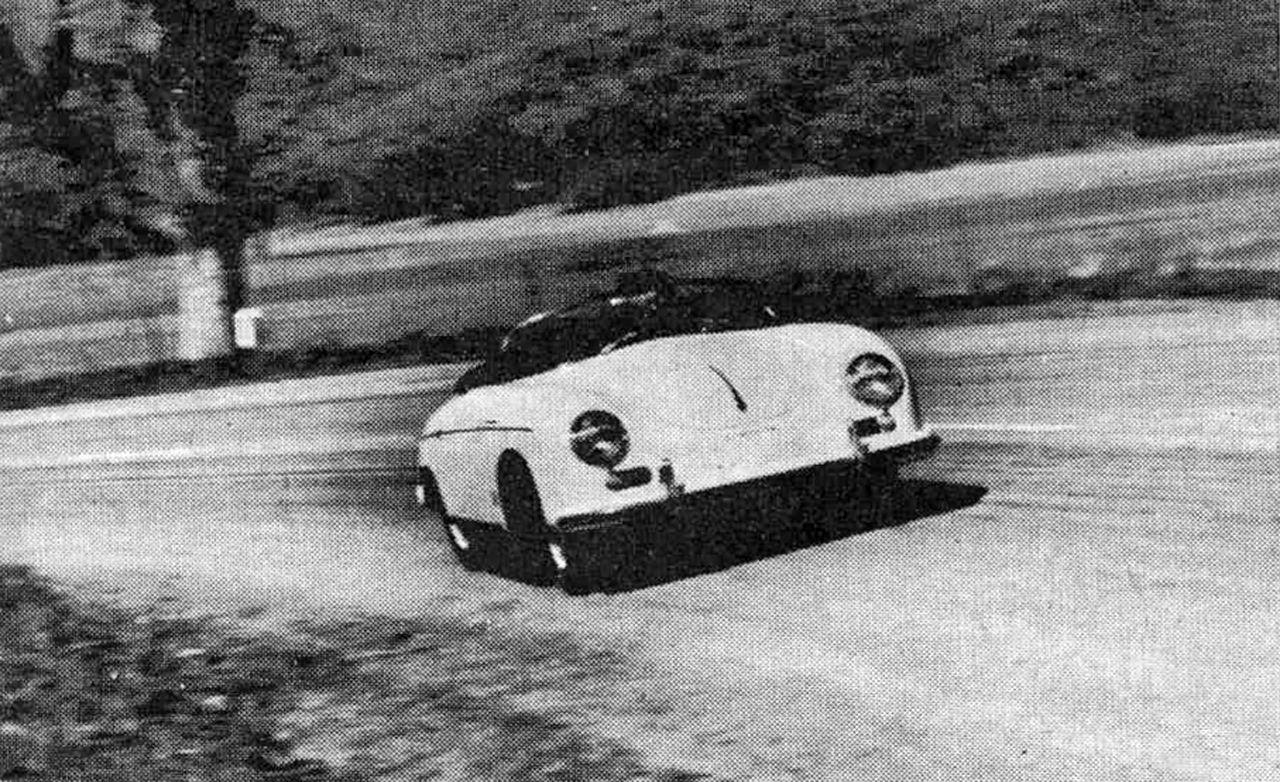 Porsche 1600 Speedster