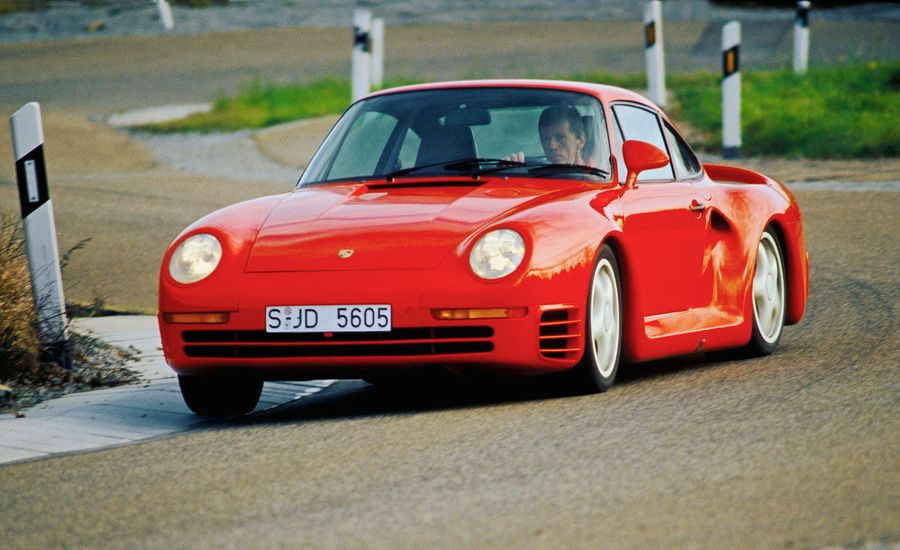 Porsche 959 Archived Test | Review | Car and Driver