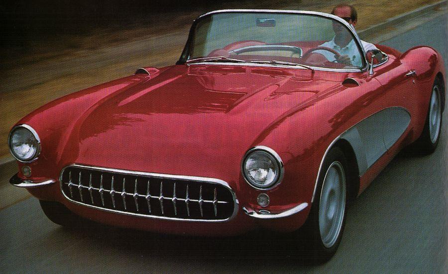 Remanufactured 1957 Corvette