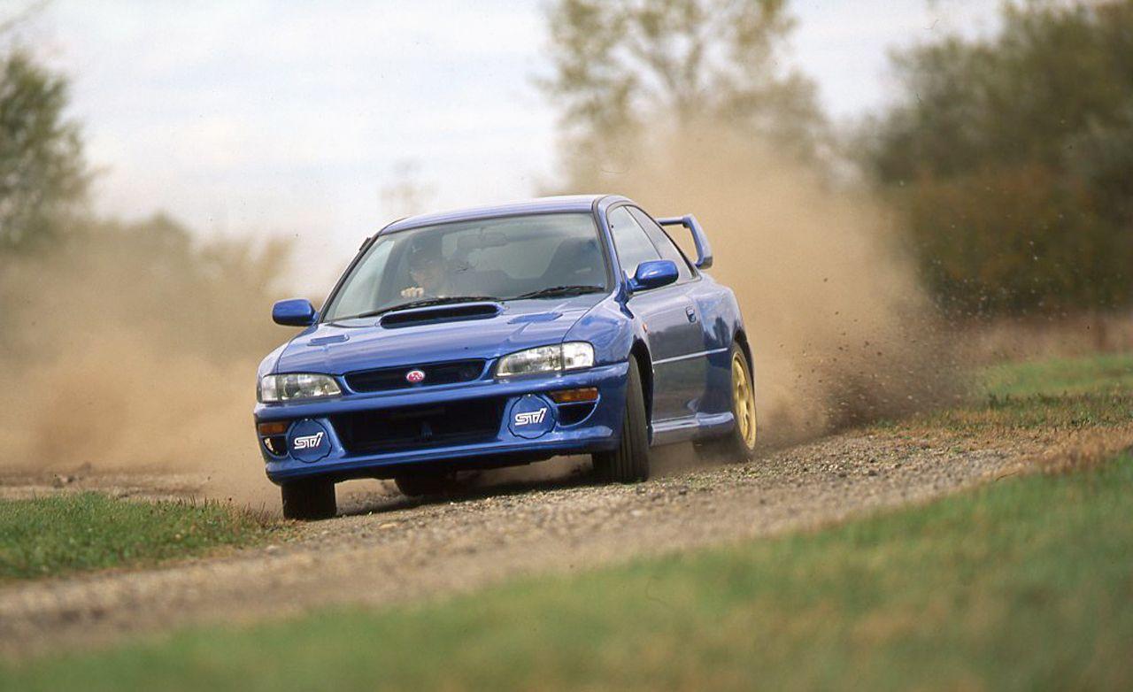 Subaru Impreza 22B STi Archived Test   Review   Car and Driver