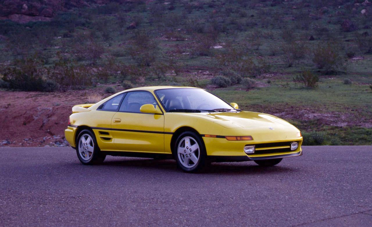 Toyota MR2 1991 GTi 2.0 in Selangor Manual Coupe White for RM ...