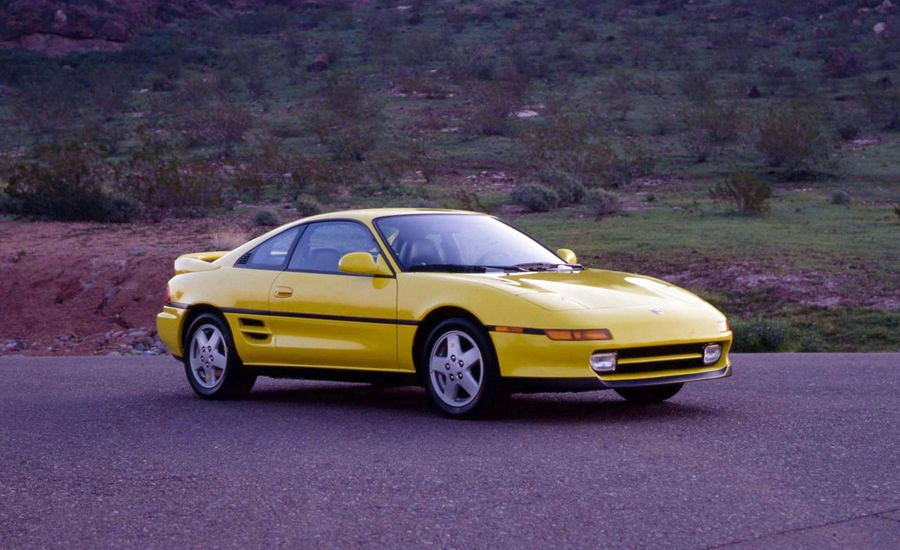 Toyota MR2 Turbo