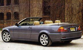 2000 BMW 323Ci Convertible