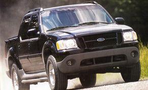 2000 Ford Explorer Sport Trac 4x4
