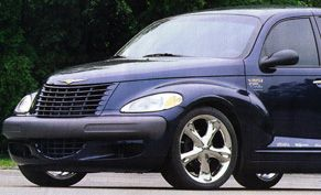 Stedebani Turbo PT Cruiser