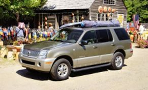 2002 Mercury Mountaineer AWD V-8