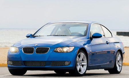2007 bmw 335i coupe instrumented test reviews car. Black Bedroom Furniture Sets. Home Design Ideas
