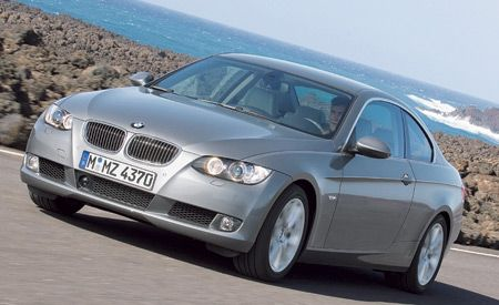 2007 BMW 335i Coupe  Short Take Road Test  Reviews  Car and Driver