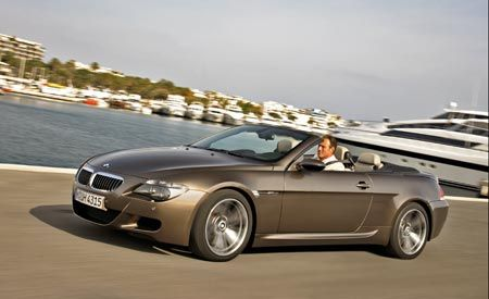 2012 BMW M6 Convertible Test | Review | Car and Driver