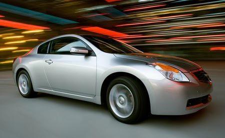 2008 Nissan Altima 3.5SE Coupe