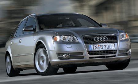 2007 Audi A4 Avant 2.0T Quattro