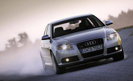 2007 Audi S4 Sedan