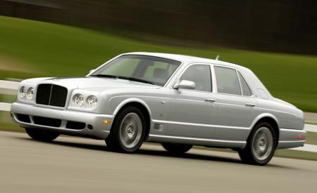 2007 Bentley Arnage T
