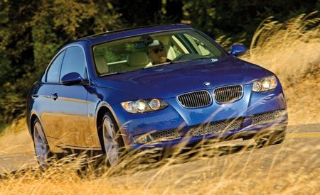 2007 BMW 335i Coupe Automatic