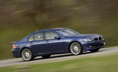 BMW Alpina B LWB XDrive Test Review Car And Driver - Bmw 750i alpina