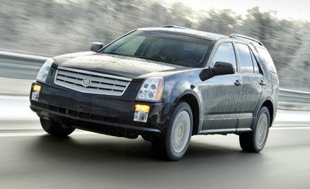 2007 Cadillac SRX V-6 AWD