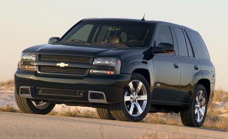 2007 Chevrolet Trailblazer Ss 2wd Rants And Raves Reviews
