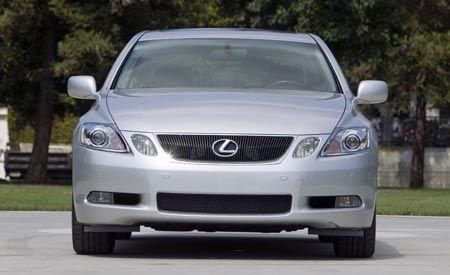 2007 Lexus GS350
