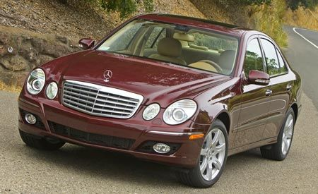 2007 Mercedes-Benz E350 4MATIC
