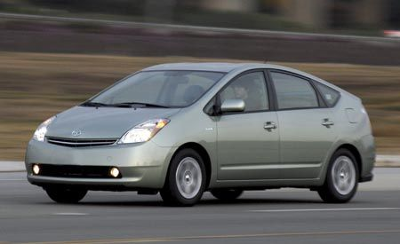 2007 Toyota Prius Touring Edition