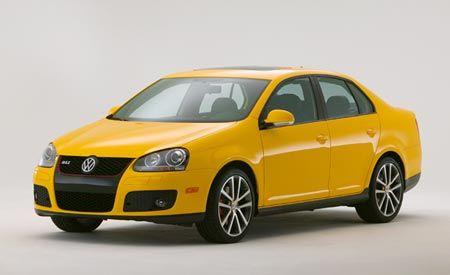 2007 Volkswagen Jetta GLI Fahrenheit Edition