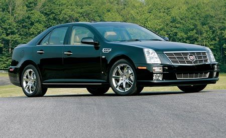 2008 cadillac sts v 6. Black Bedroom Furniture Sets. Home Design Ideas