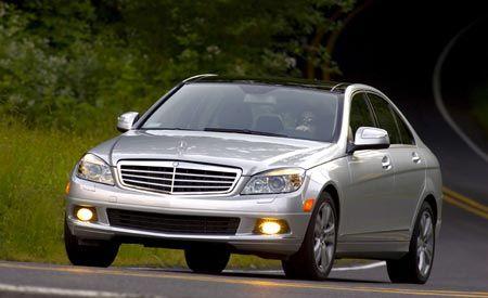 2008 Mercedes-Benz C300 Luxury
