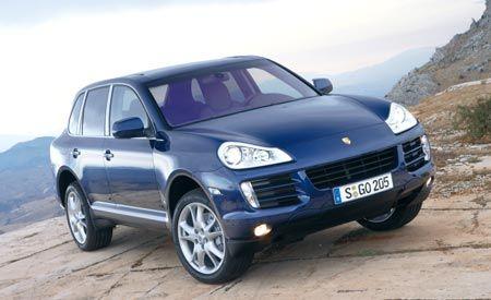 Porsche 2008 cayenne