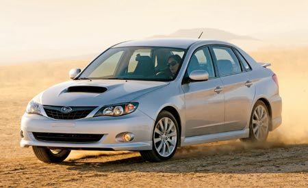 2008 subaru impreza wrx rh caranddriver com 2008 subaru impreza wrx repair manual 2010 Subaru Impreza WRX