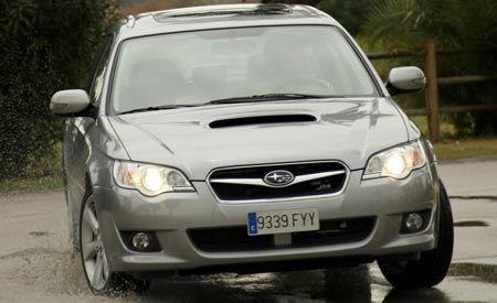 2008 Subaru Legacy, Outback 2.0D