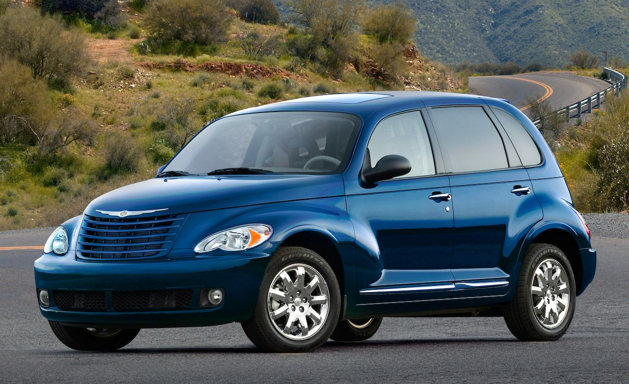 2008 Chrysler Pt Cruiser Convertible Review Reviews Car And Driver
