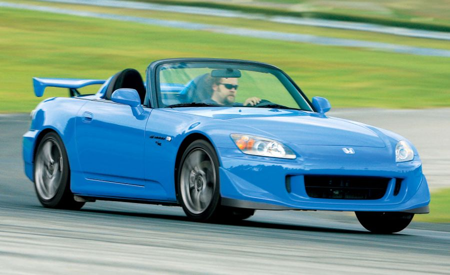 Honda S CR Short Take Road Test Reviews Car And Driver - 2008 s2000
