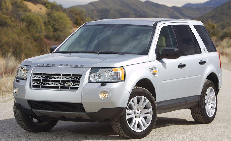 2008 Land Rover LR2