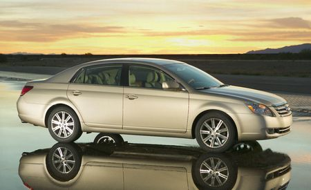 2008 Toyota Avalon Reviews