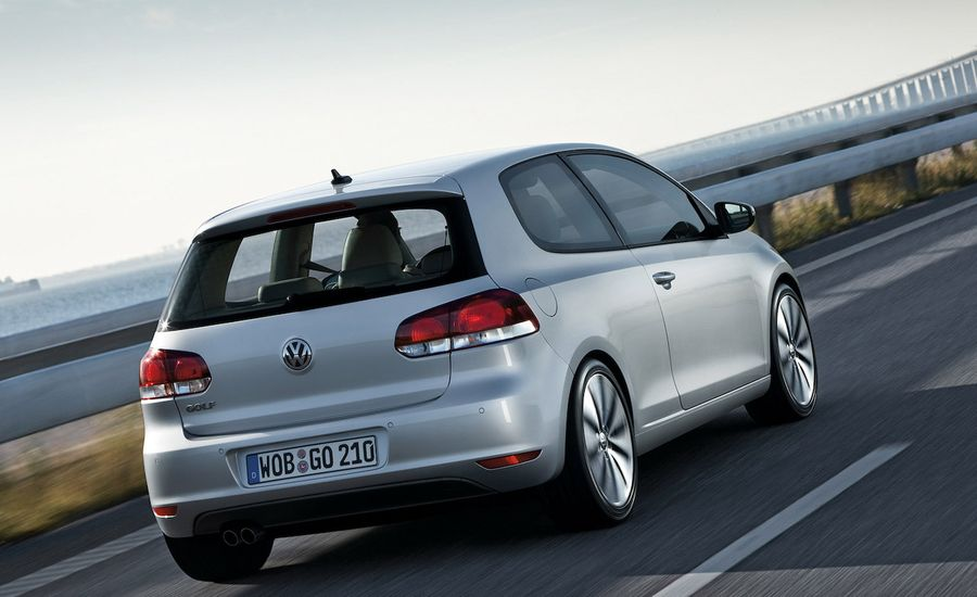 2009 Volkswagen Golf / Rabbit
