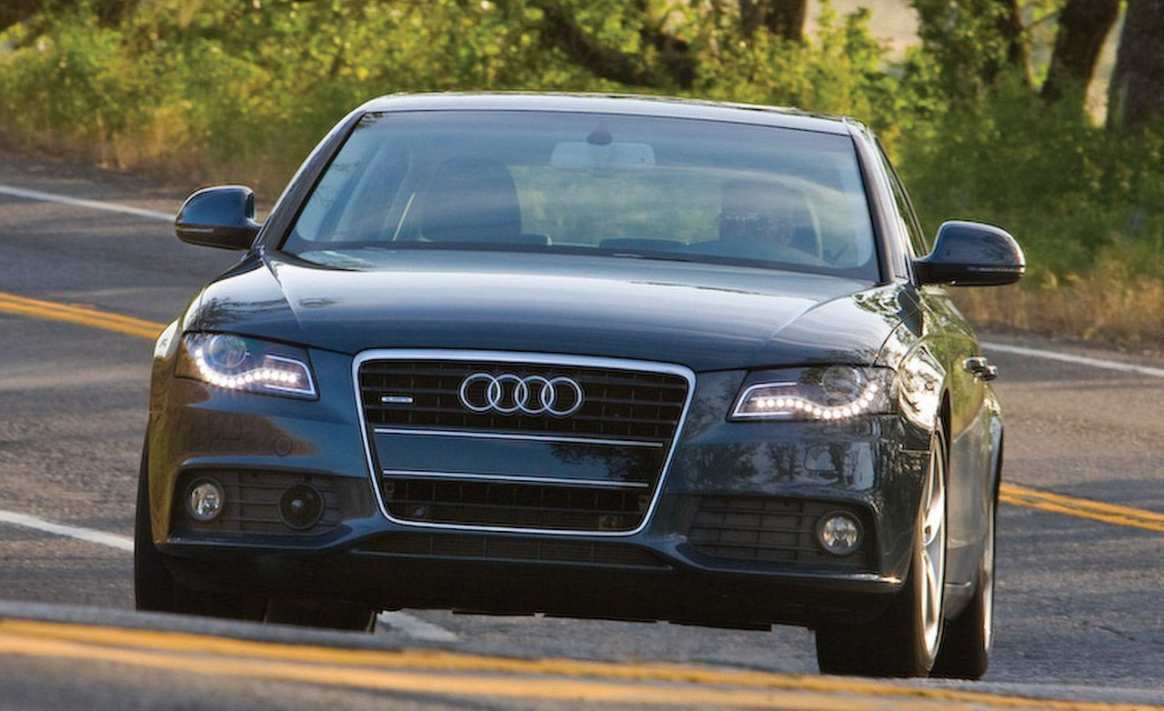 2009 audi a4 2.0t quattro | short take road test | reviews | car