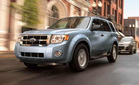 2009 Ford Escape / Ford Escape Hybrid / Mercury Mariner