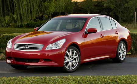2009 Infiniti G37 Sedan and Coupe