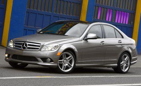 2009 Mercedes-Benz C-class / C300 / C350 / C63 AMG