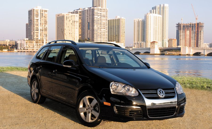 2009 Volkswagen Jetta Sedan and SportWagen
