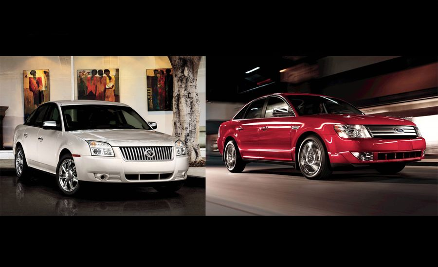 2009 Ford Taurus / Mercury Sable