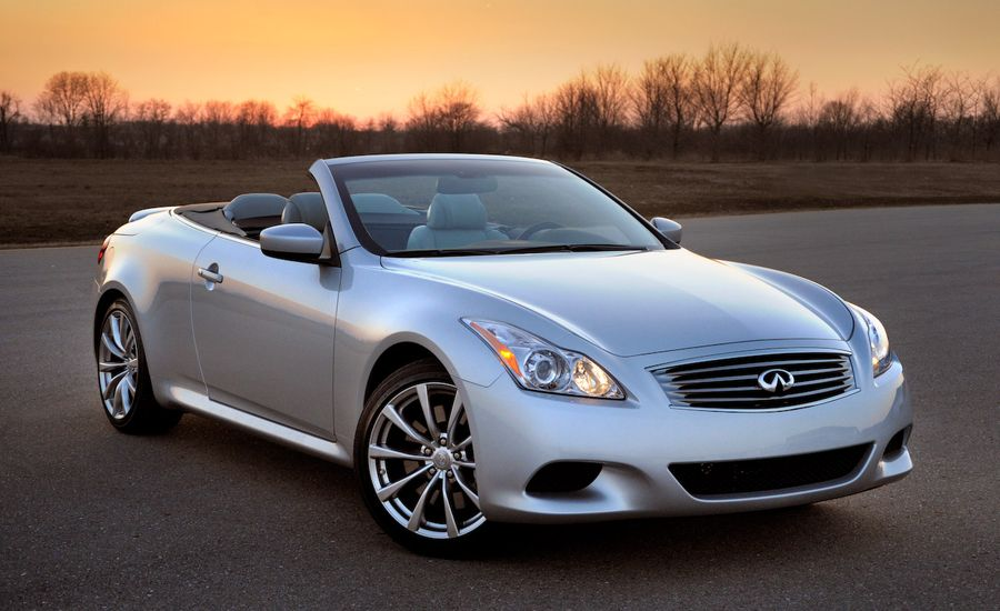 2009 infiniti g37 convertible. Black Bedroom Furniture Sets. Home Design Ideas