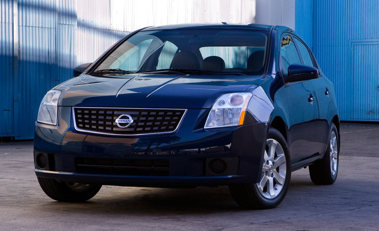 Nissan sentra 2009 problems