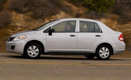 2009 Nissan Versa 1.6 Sedan