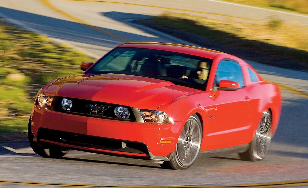 Mustang gt 2010 specs